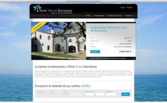 Web ThinkAheadBarcelona
