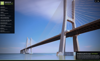 Página De Inicio Web Bridge4Mobility Dartcom 03S.L