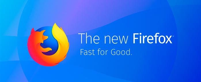Nuevo Firefox Quantum